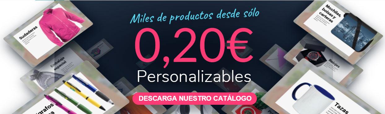 La Tienda de ReunirFondos.com: cientos de productos personalizables a precio de mayorista